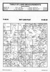 Map Image 015, Crow Wing County 1987 Published by Farm and Home Publishers, LTD